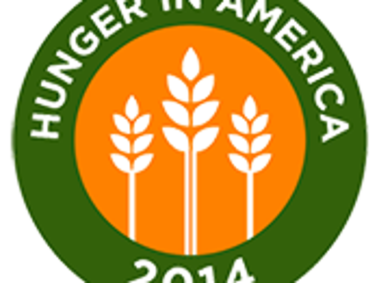 hunger in america 2014 logo