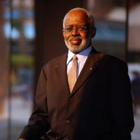 George C. Hill, who will begin work as Vanderbilt University's chief diversity officer on Dec. 1.