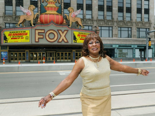 Motown start Martha Reeves will be performing in St. Johns on July 18.