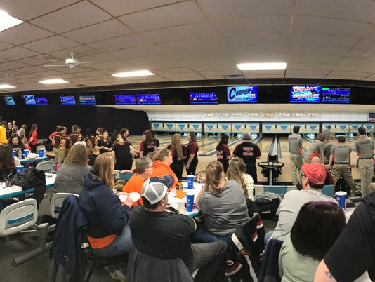 MOAC Bowling Tournament