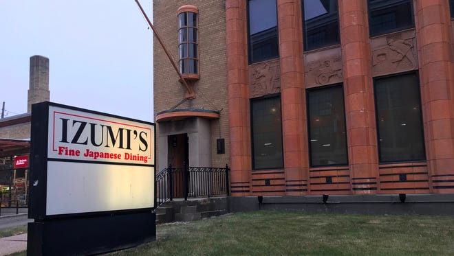 A second location of Kanpai is planned for the current home of Izumi's, 2150 N. Prospect Ave. Izumi's remains open for now; Kanpai 2 could open as soon as March.