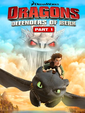 "Episodes of the animated series ""Dragons: Defenders of Berk"" debut on DVD in March."