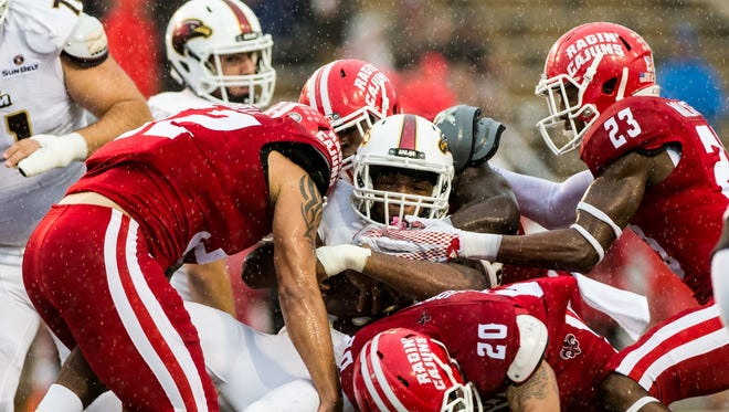 ULM (0-2) and UL Lafayette (1-2) are a combined 1-4 entering Saturday's matchup at Cajun Field.