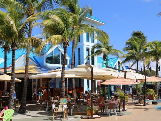 The public voted La Ola Surfside Restaurant on Fort Myers Beach as the People's Choice winner in Jean Le Boeuf's search for the area's best tacos.