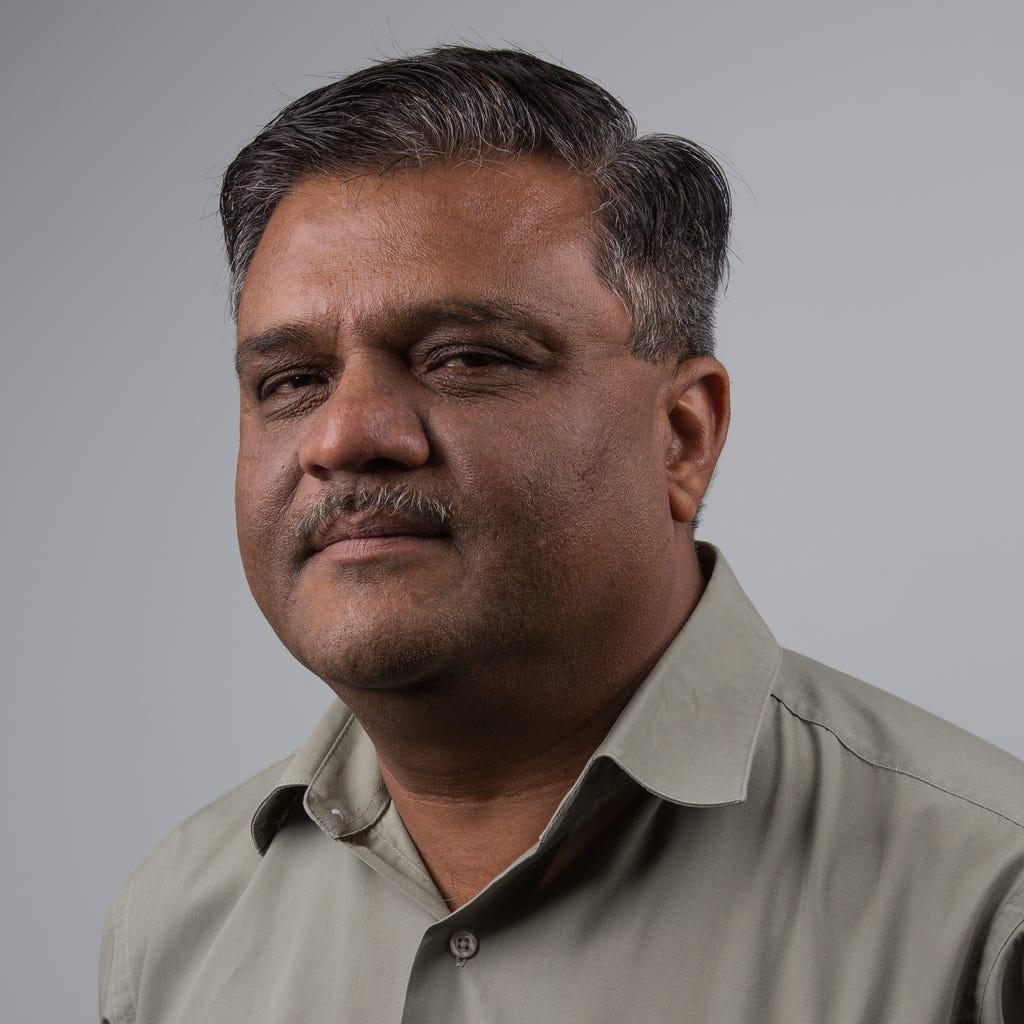 Kamlesh Desai
