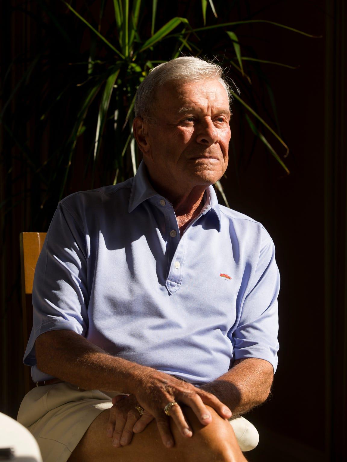 Retired businessman and registered Republican Jim Deagle