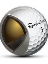 The TaylorMade Tour Preferred golf ball