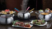 The Melting Pot in Troy will give away one $2 Power Ball per couple with purchase of 4-course fondue.
