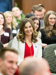 Maile Wilson meets with Emerging Leaders of Utah in