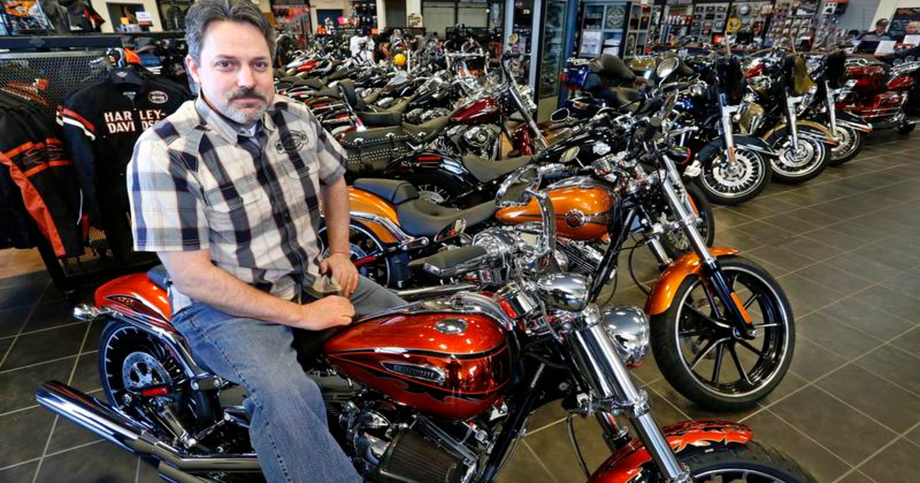 Boiler Harley-Davidson revving up for new Lafayette store
