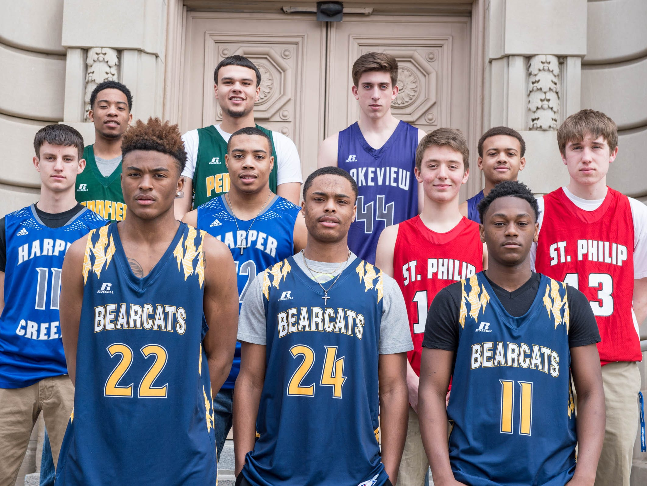 The Battle Creek Enquirer All-City Boys Basketball Team is made up of players from the five city schools and is voted on by the city coaches and the Enquirer sports staff.