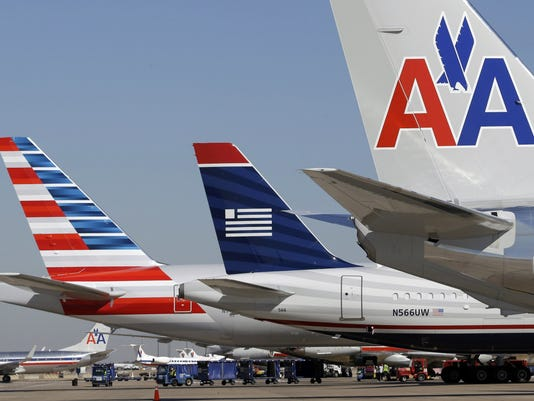 American-US Airways merger challenged