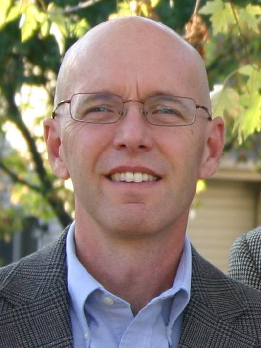 Steve Long headshot