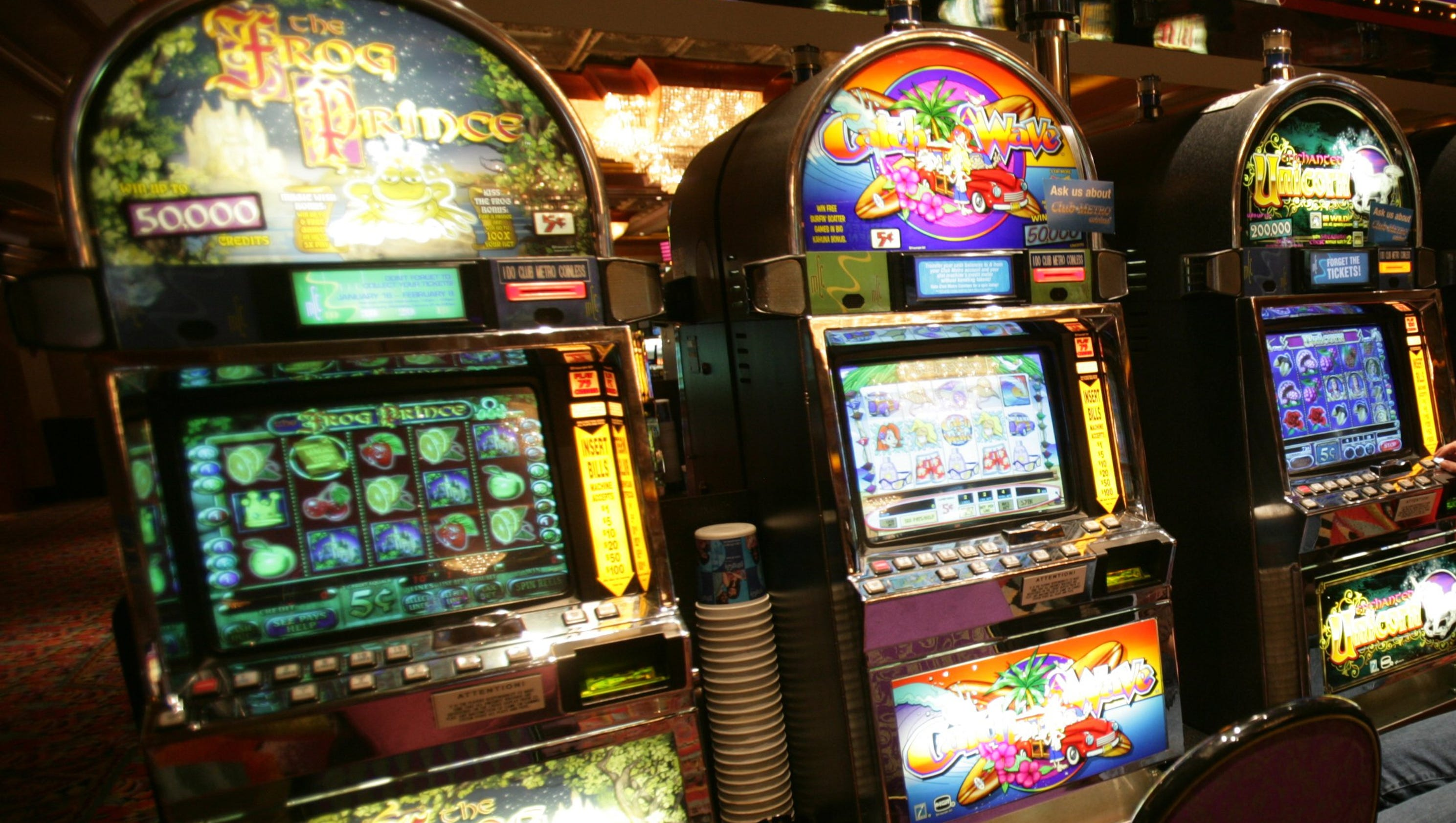 Penny Slot Machines Com