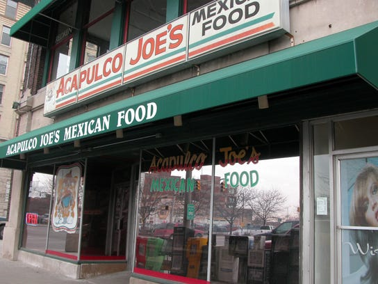 Acapulco Joe's is located at 365 N. Illinois St. in