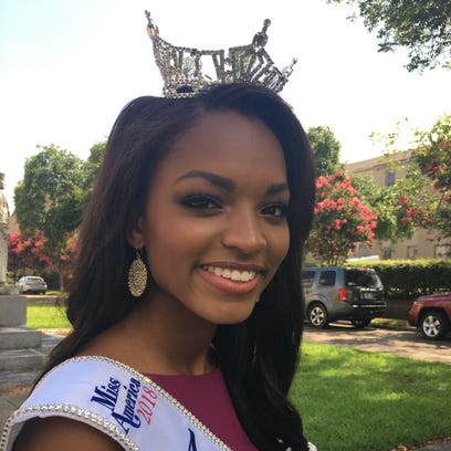 Miss Mississippi 2018 says her incarcerated father is her biggest supporter
