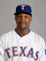 Former Texas Rangers slugger Adrian Beltre, who had 3,166 hits over 21 seasons in the Major Leagues.
