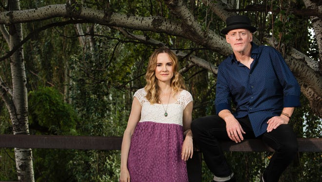"""Willy Porter and Carmen Nickerson play a release show for their joint album, """"Bonfire to Ash,"""" Dec. 16 at Turner Hall Ballroom."""