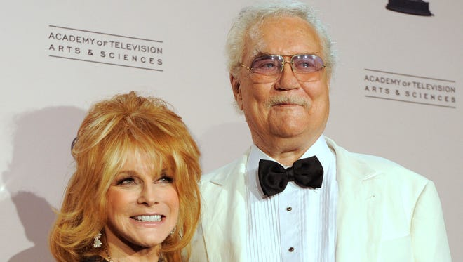 Ann-Margret and Roger Smith had one of Hollywood's most durable marriages. The two, seen in 2010, married in 1967. Smith died June 4, 2017.
