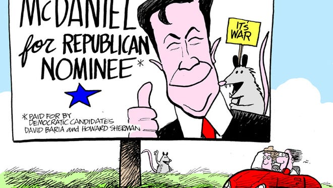 Who really wants Chris McDaniel to win his primary