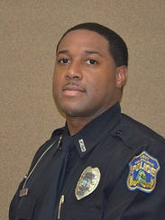 West Melbourne Police Department's Det. Donovan Brickhouse