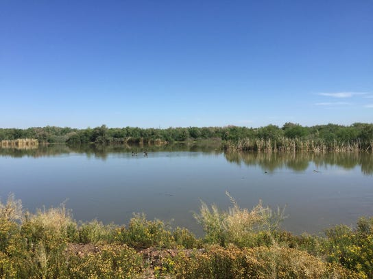 Planners see theGila River as a recreation destinationwith
