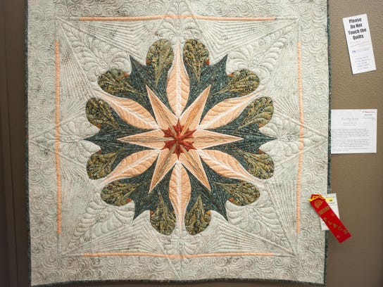 Winter Fair Quilts at Lewistown Art Center