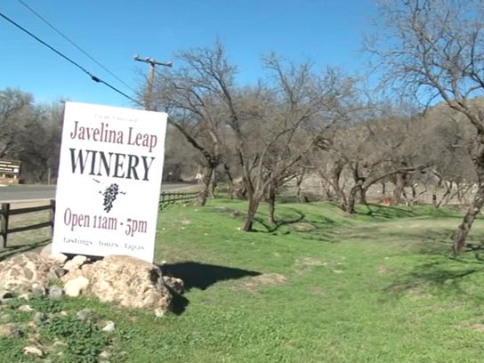 Jasvalina Leap Winery owner Rob Snapp was one of the