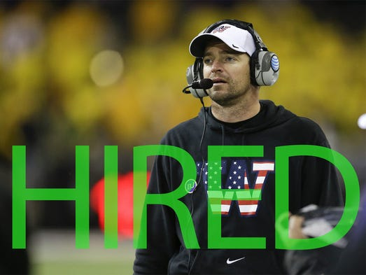 Cal made its hire of Justin Wilcox official on Jan.