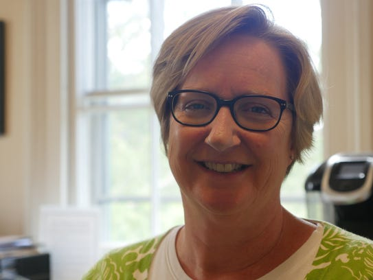 Beth Wiser is the admissions director at the University