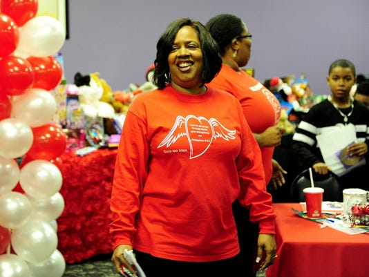 Party for Families of Victims of Murder