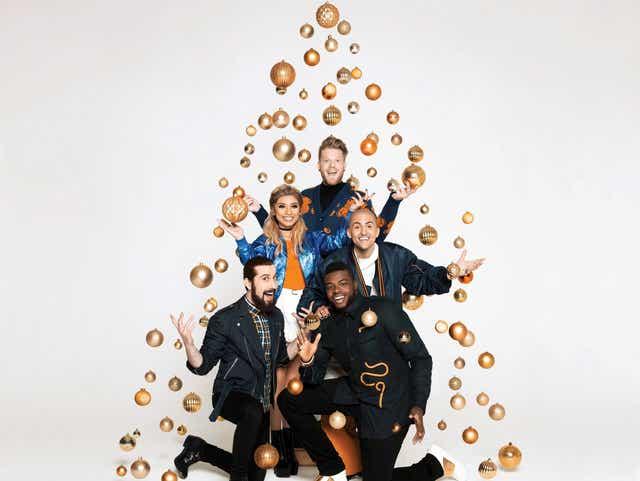 Youtube Pentatonix Christmas.A Pentatonix Christmas Delivers Holiday Harmony