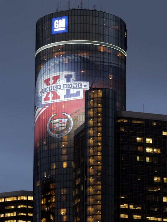How viable is another super bowl in detroit nfl owners for General motors jobs dallas tx