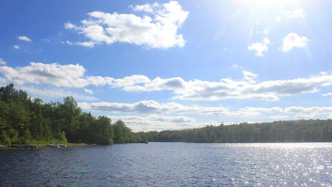 Pennsylvania Department of Conservation and Natural Resources is recommending people choose Tobyhanna State Park over Beltzville, which is experiencing high amounts of overcrowding this summer.