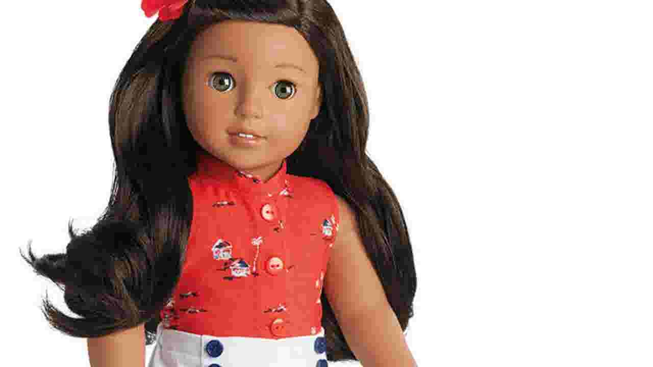 the newest american girl doll is here - Ameeican Girl Doll