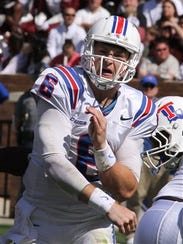 Louisiana Tech quarterback Jeff Driskel said Thursday