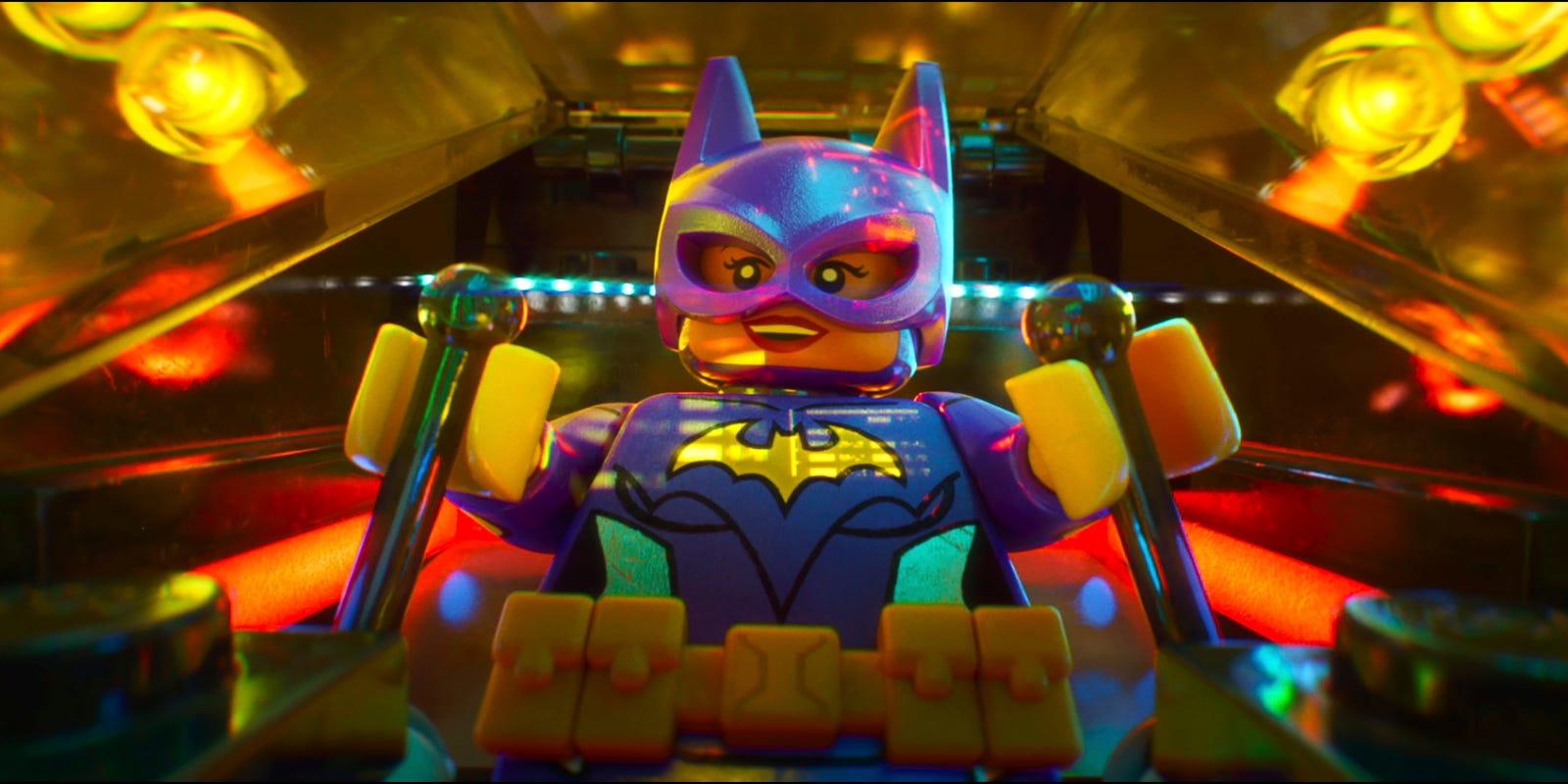 The Lego Batman Movie Blu Ray Is The Hero We Need