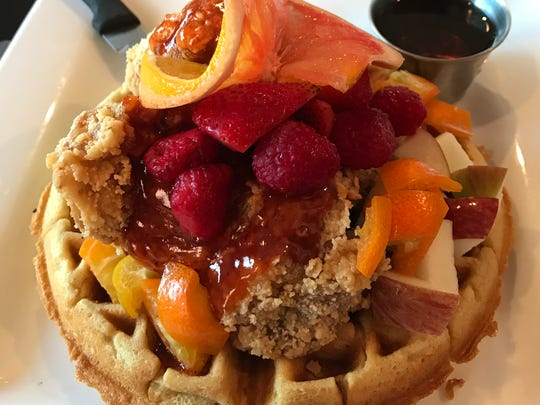 Waffle The Best Spots In Rochester For Waffles