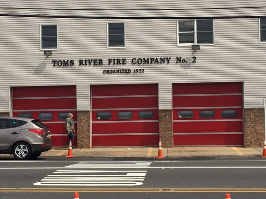 Toms River Fire Co. 2 is located on West Water Street in downtown Toms River. The building was flooded during superstorm Sandy in 2012.