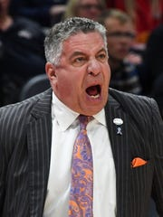 Bruce Pearl is the fourth Jewish head coach to reach