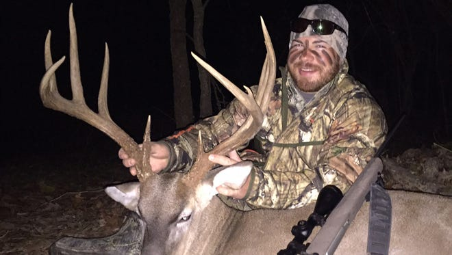 Mississippi hunters topped the nation with 74 percent of the 2014-15 buck harvest being mature deer.