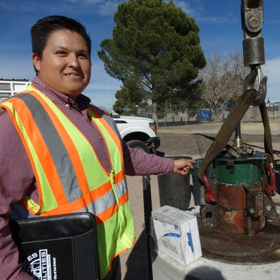 Newly drilled wells help sustain city's water supply