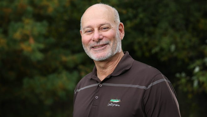 Journal Sentinel columnist Gary D'Amato was inducted into the Wisconsin Golf Hall of Fame.