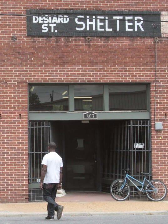 DeSiard Street Shelter