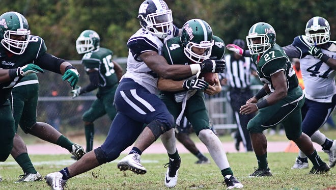 JSU defensive end Javancy Jones will be playing in his fourth different defensive scheme in the past four years this upcoming season.