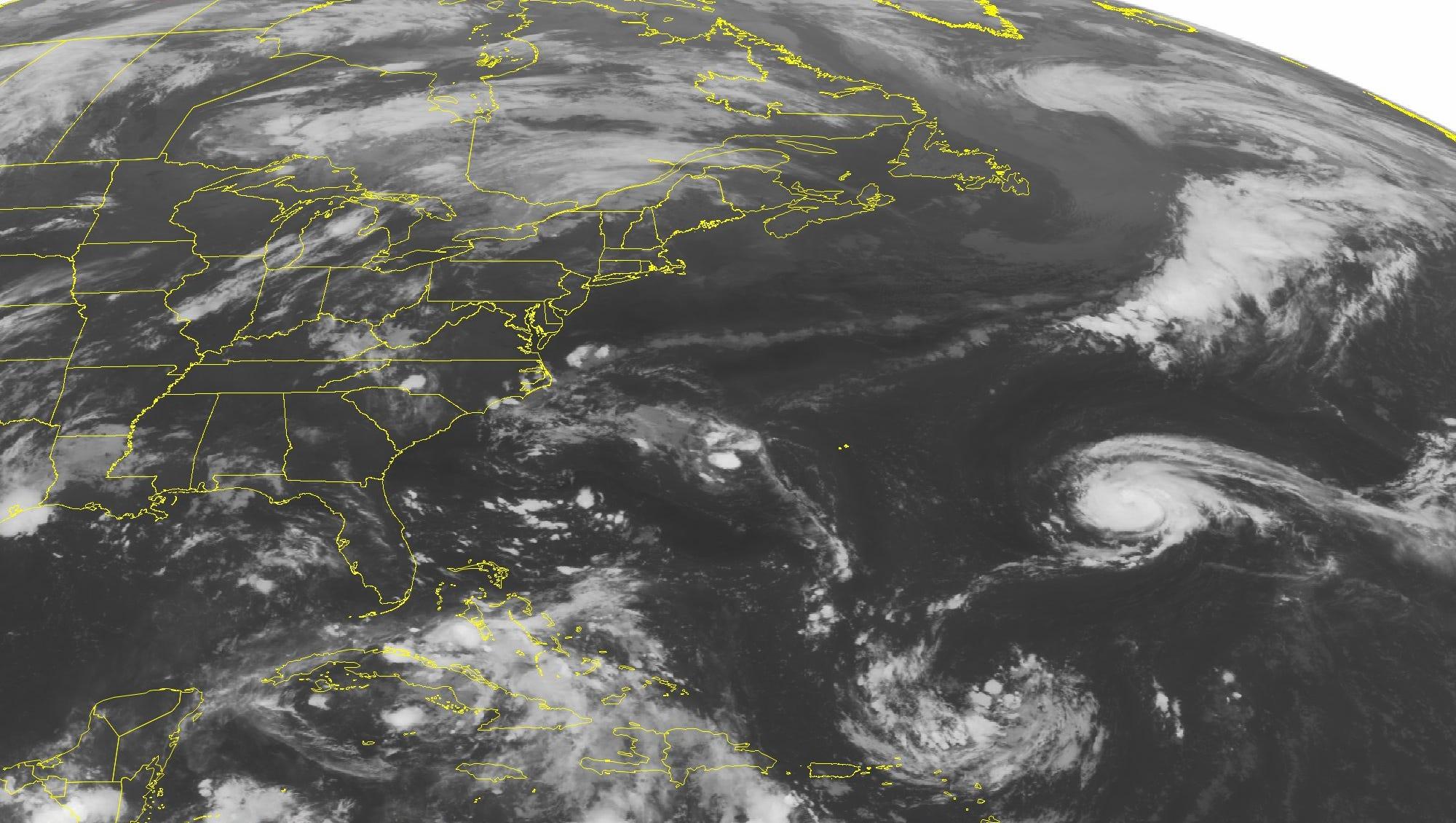 Tropical depression could bring heavy rain to North Carolina