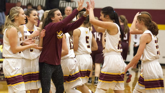 The Windsor High School girls basketball team hosts The Classical Academy at 6:30 p.m. Tuesday in a Class 4A Sweet 16 matchup.