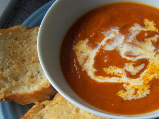 If you have an afternoon… make Roasted Tomato Soup.