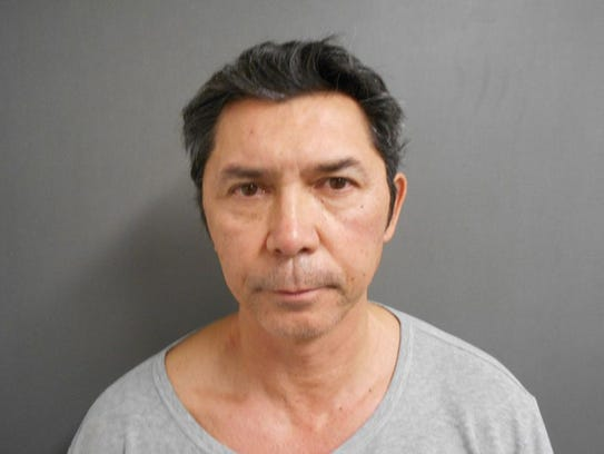 Lou Diamond Phillips: The 'Longmire' star was arrested