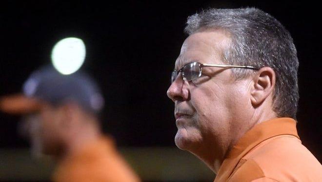 Northwood coach Jim Gatlin is preparing to spend Thanksgiving on football.